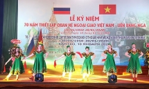 people to people diplomacy helps strengthen vietnam czech friendship