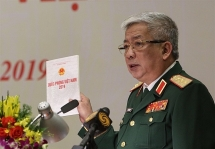 viet nam launches white paper on national defence