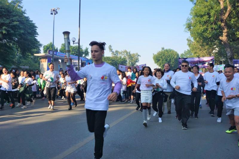 Hanoi Run for Children 2019 raises over VND 1.1 billion
