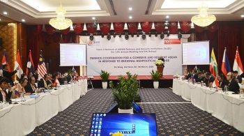 Partnering with ASEAN, Vietnam speeds up defence cooperation