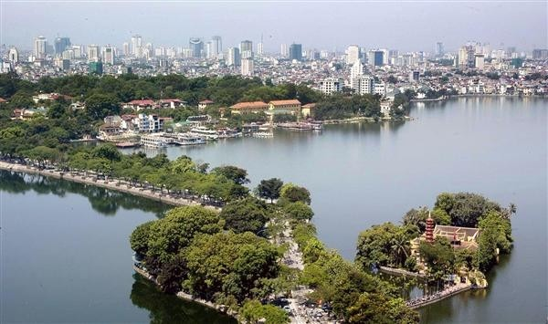 an overview of hanoi vietnam capital city
