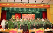 the building of vietnam militia and self defence force