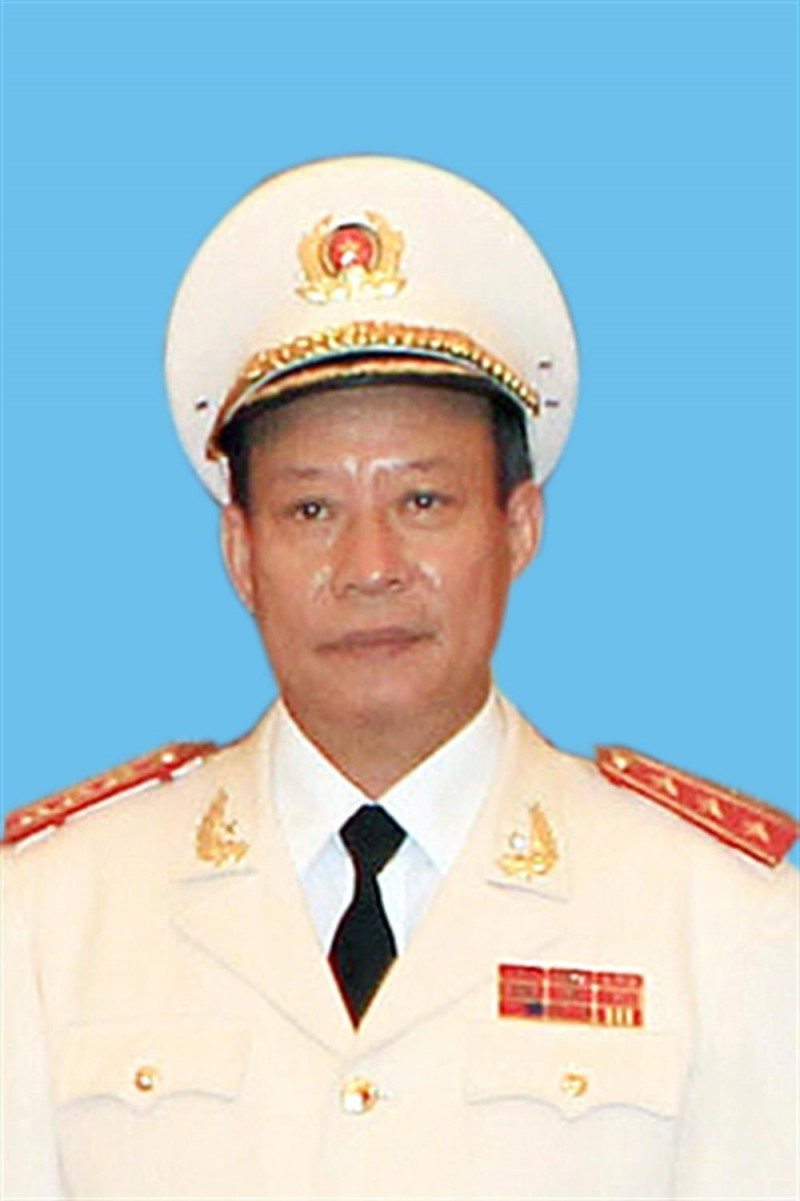 leaders of vietnam ministry of public security