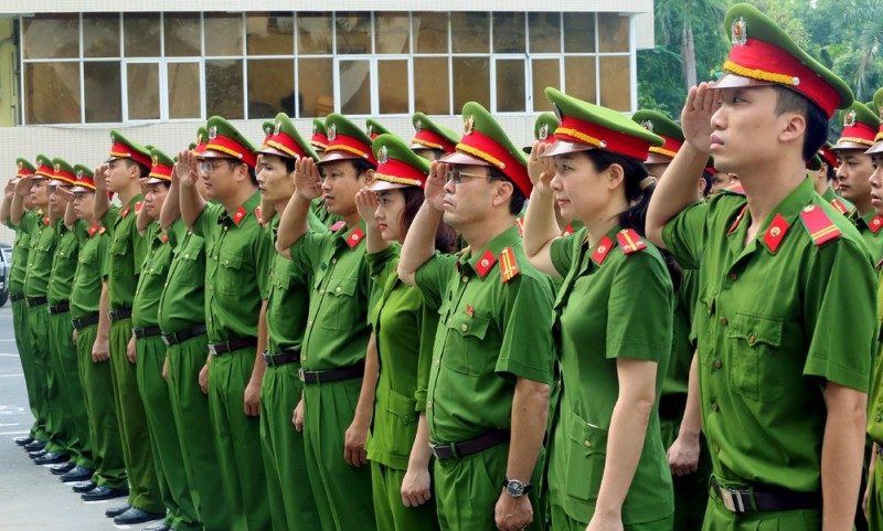 vietnam peoples public security role function mission and structure