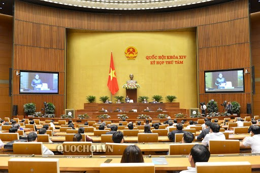 vietnam national assembly history functions and components