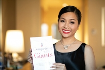 phuong uyen tran a prominent female millionaire and an emotional author