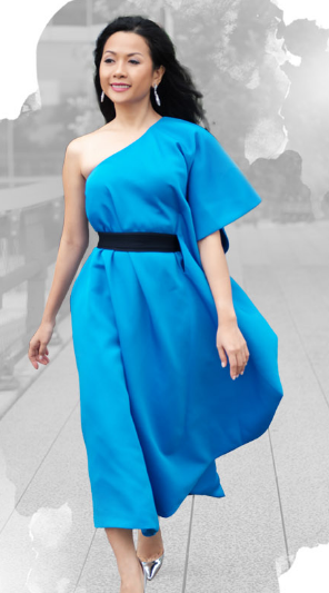 phuong uyen tran a prominent female entrepreneur and vietnam times contributor