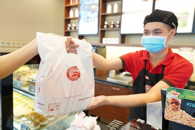 environmentally friendly products are more favored to use by vietnamese businesses