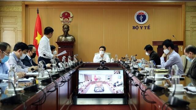 vietnam has finalized the covid 19 treatment regimen