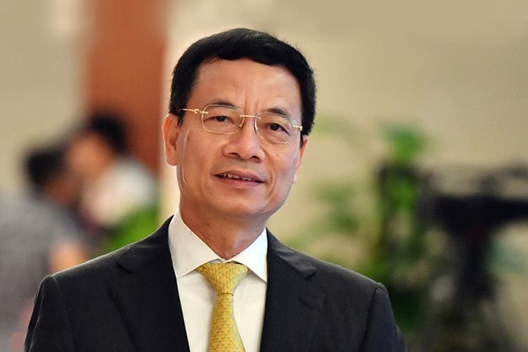 minister asked for more creative use of digital transformation in vietnam