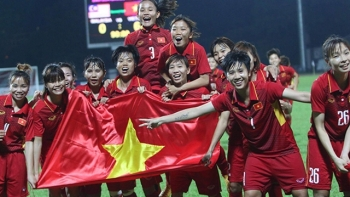 Vietnam women football: Top in ASEAN, stays at No.35 FIFA