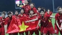 vietnam women football top in asean stays at no35 fifa