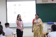 english teacher employs borderless classroom for ethnic students