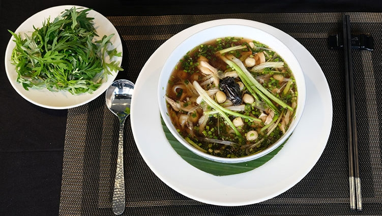 pho cooked with medicinal plants a surprisingly savory combination
