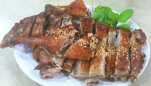 van dinh duck a delicious taste difficult to deny