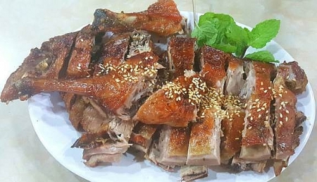 Van Dinh duck: A delicious taste difficult to deny
