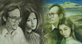 painting exhibition about late composer trinh cong son opens online