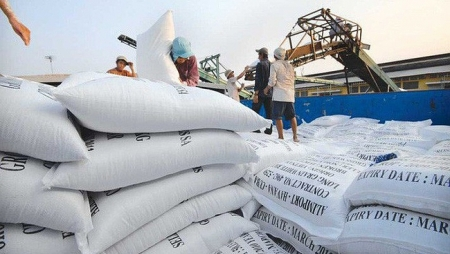 Over 55,000 tons of Vietnam rice exports to Korea offered 5% preferential tax