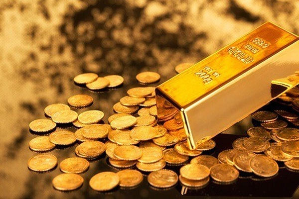 gold price today constantly rising