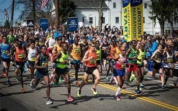 boston marathon turns into virtual race first time in 124 year history