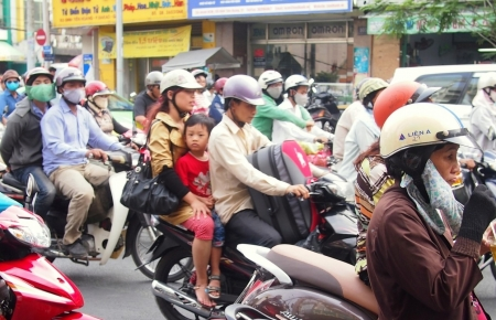 Vietnam motorcycle sales dropped amid COVID-19