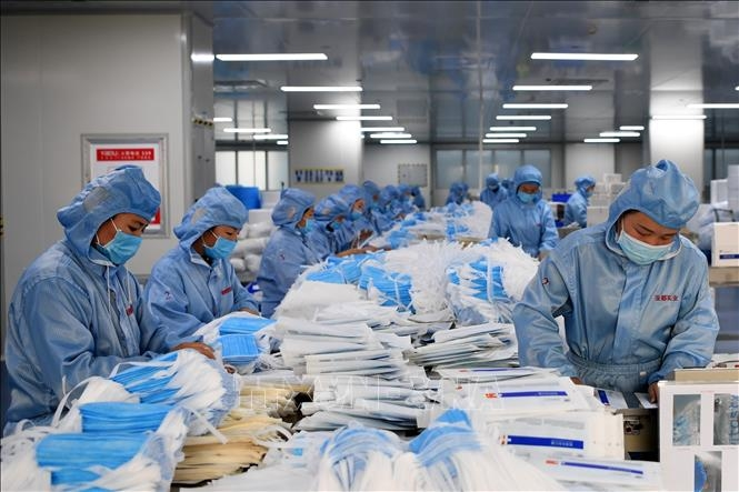 prime minister allows the export of medical masks