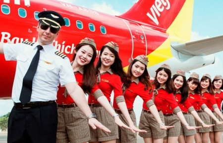 Vietjet Air to keep up several domestic routes