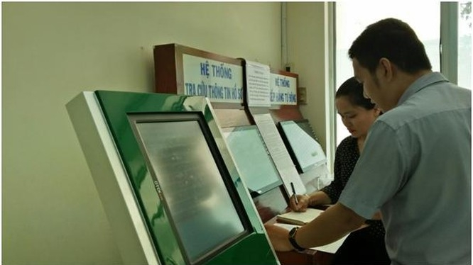 new policy in vietnam administrative procedure documents will be issued to citizens on electronic copies