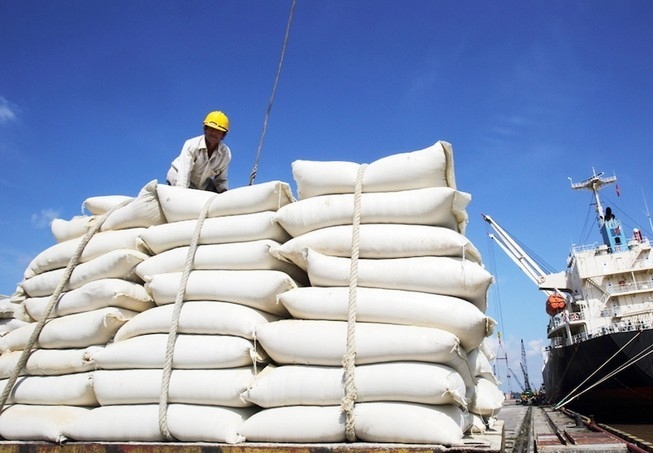 57 vietnamese businesses successfully registered to export over 65700 tons of rice