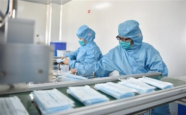 vietnam exported 415 million face masks in 2020