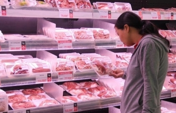 vietnam to import 50000 tonnes of pork from russia