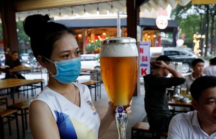 coronavirus live update vietnam goes 9 days running without fresh infection