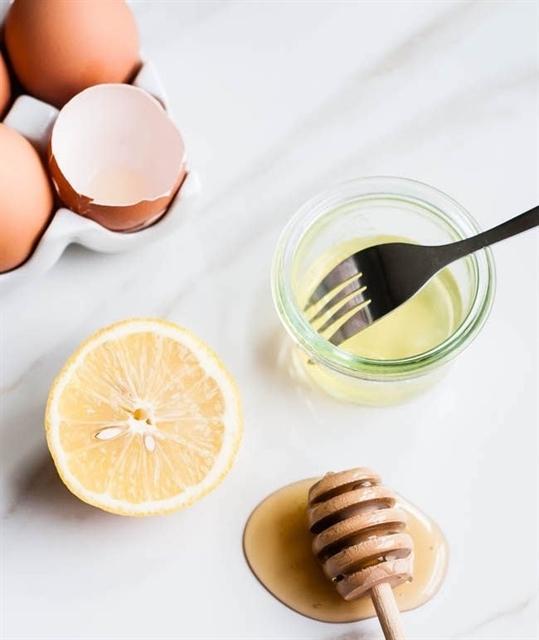 easy egg masks to nurture your skin