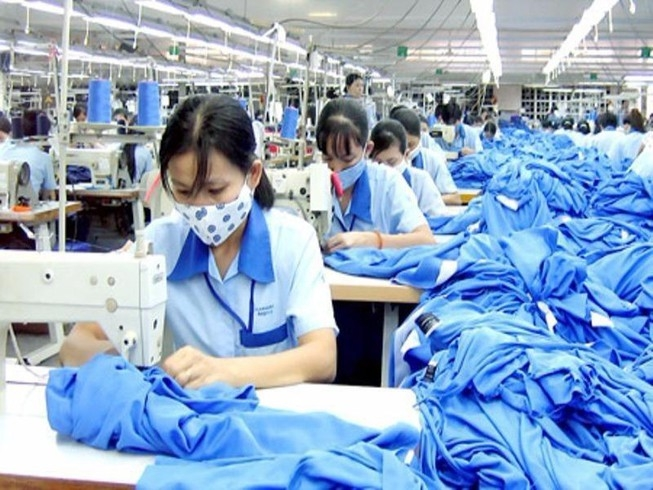labor demand in vietnam rises in some industries