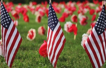 Memorial Day – a day to remember and honor US military men and women