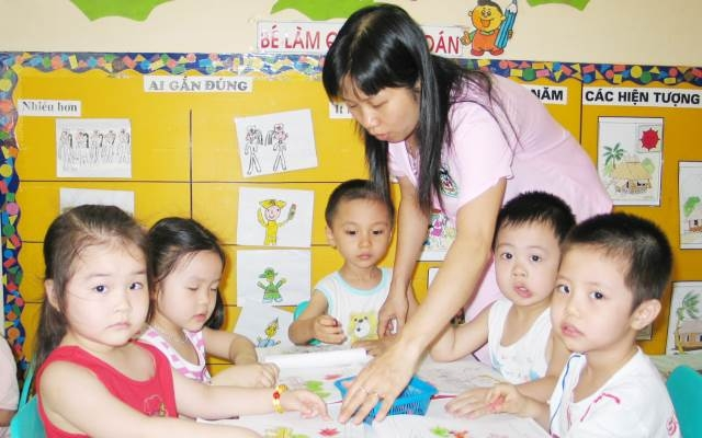 51 private kindergartens in hcm city closed down under the pandemics impact