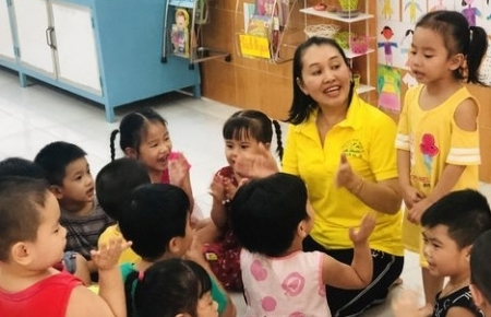 51 private kindergartens in HCM City closed down under the pandemic