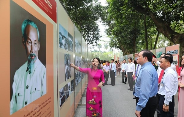hanoi schedules many activities to celebrate 130th birthday of president ho chi minh