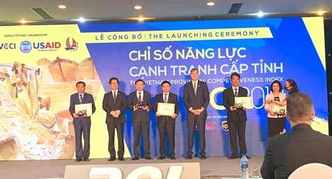 quang ninh held the first place in pci in vietnam