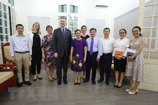 vietnam and us hope to enhance comprehensive partnership