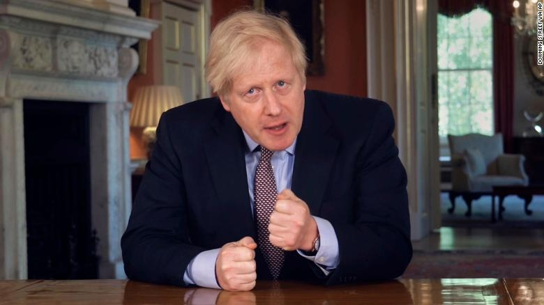 boris johnson proposes step by step plan to gradually lift lockdown in uk