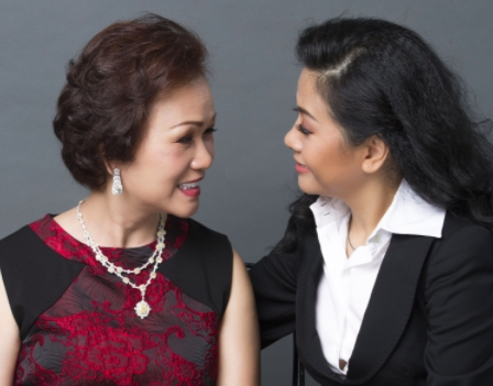 "5 valuable lessons I""ve learned from my mother - Phuong Uyen Tran"