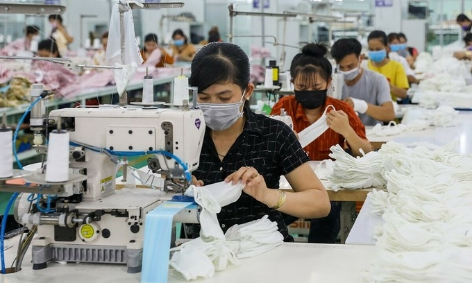 covid 19 helps vietnam welcome movement of production from china