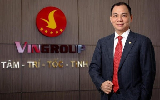 top 2000 largest companies in 2020 by forbes vietnam has 4 representatives