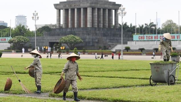 cnn life in vietnam gradually returns to normal