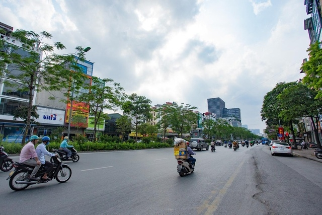 hanoi roads become more costly by the time