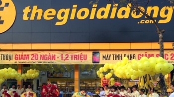 vietnam has 5 representatives in the top retailers list in southeast asia