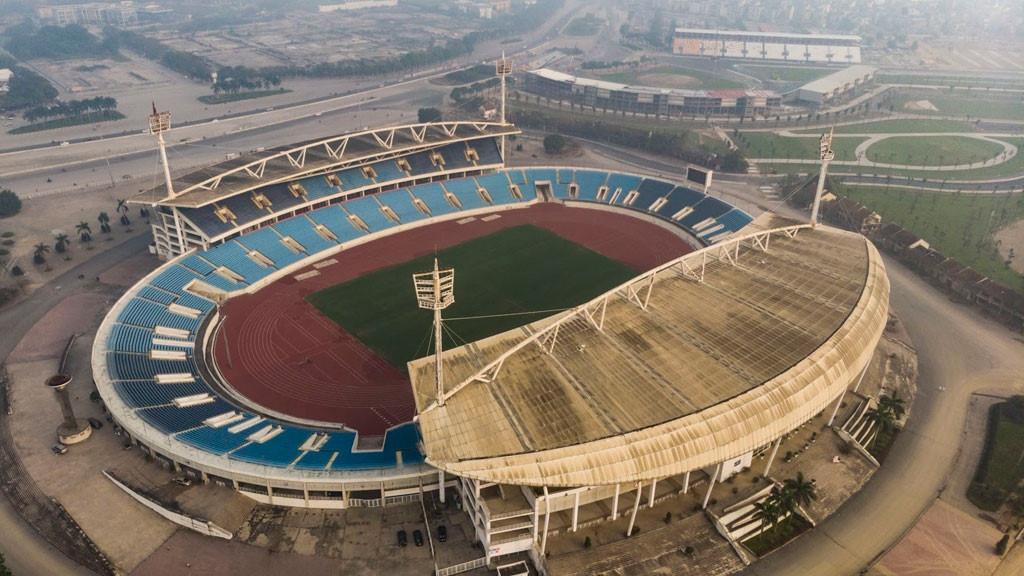 hanoi to build shopping malls around my dinh stadium