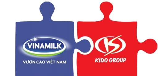 vinamilk and kido to establish beverages joint venture
