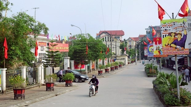 vietnam expects to have 60 of rural communes met new standards in 2020